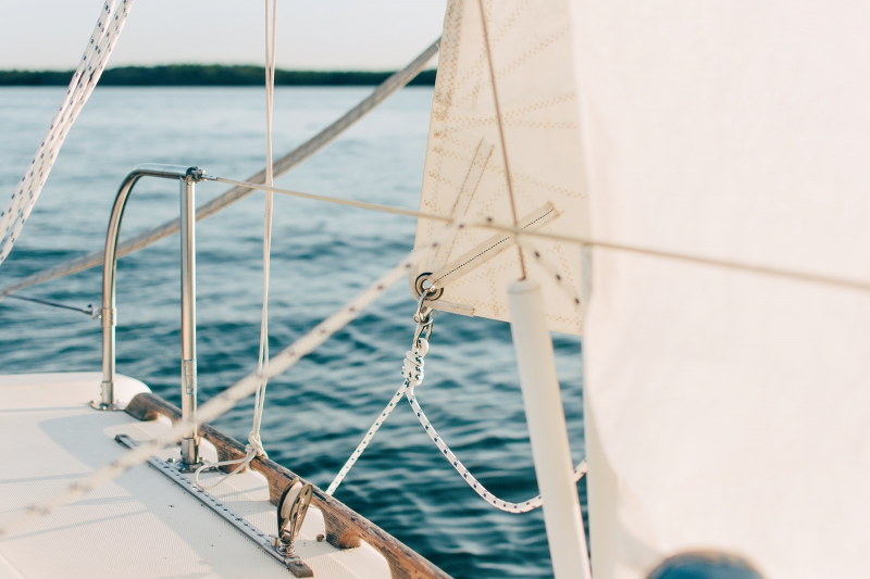 Be forward-looking and spend more time enjoying your yacht